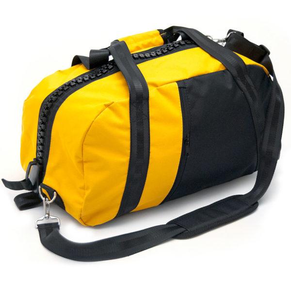 Сумка-рюкзак FitnessKa L Yellow