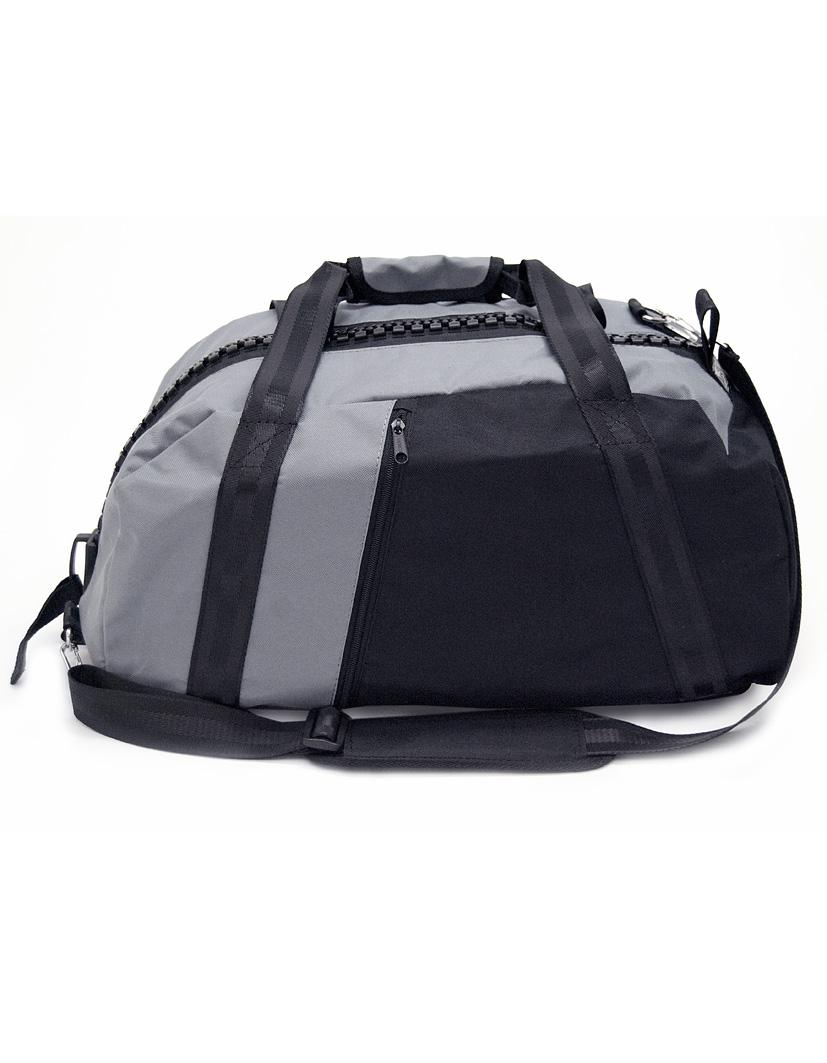 Сумка-рюкзак FitnessKa grey
