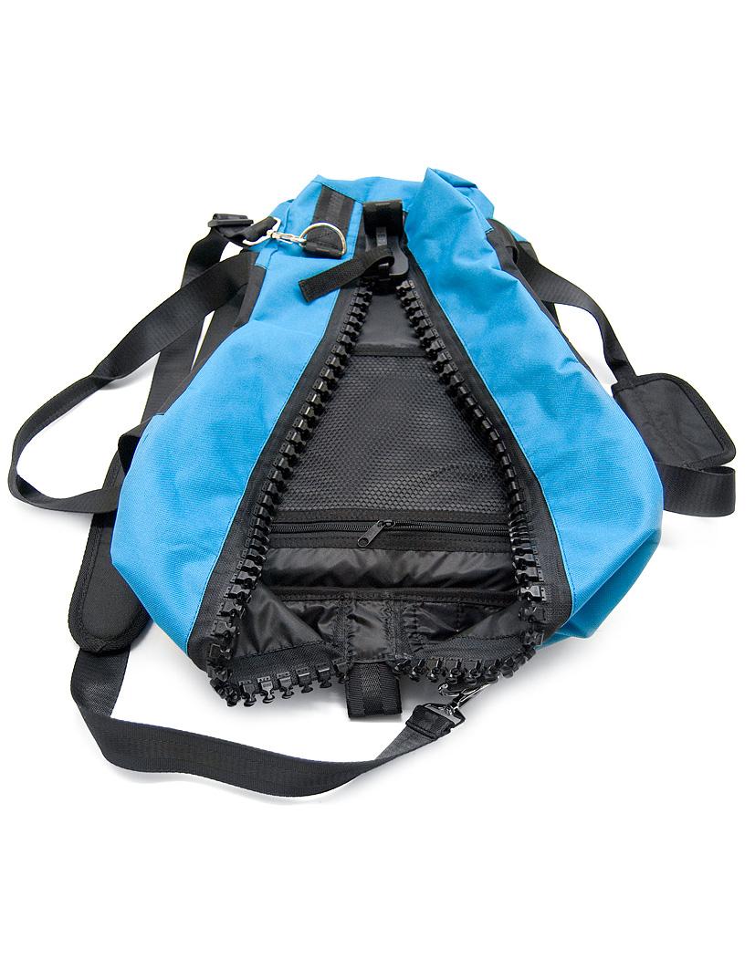 Сумка-рюкзак FitnessKa blue