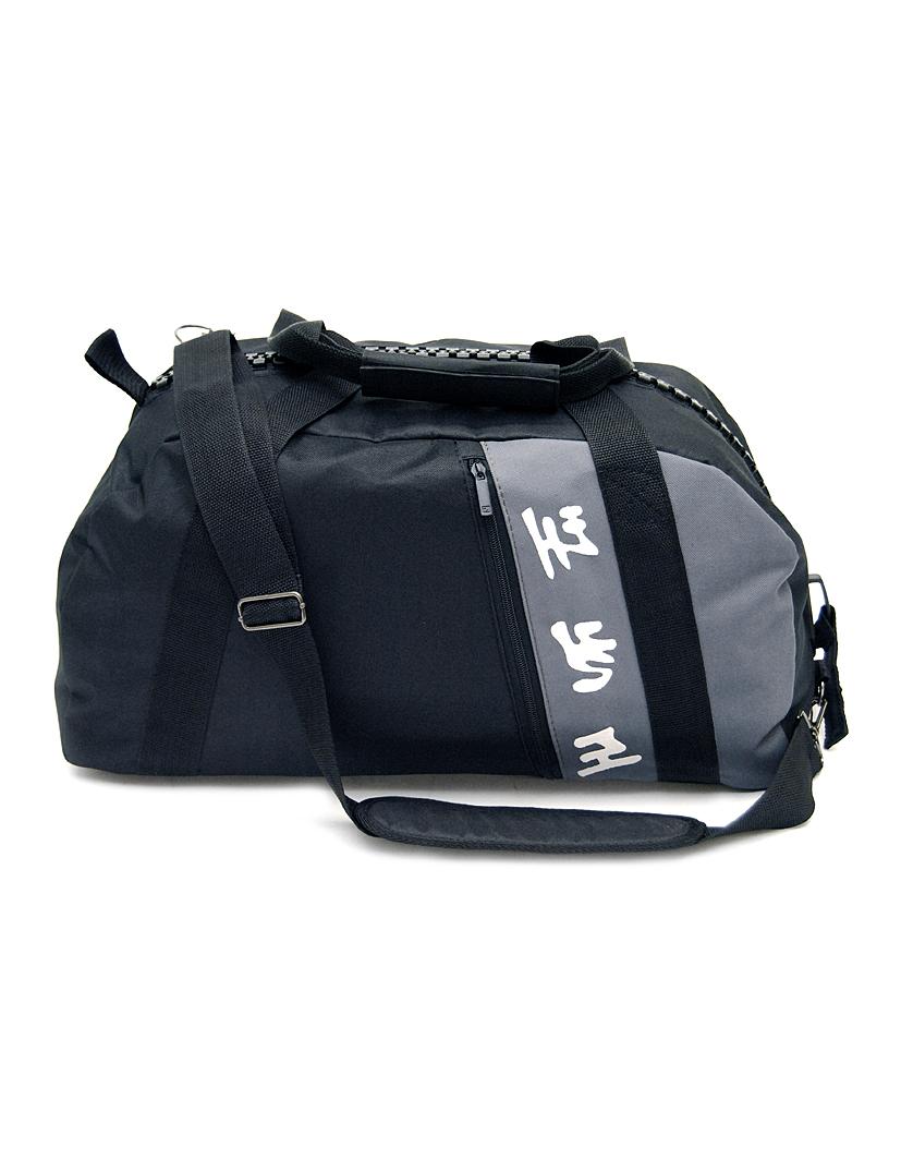 Сумка-рюкзак FitnessKa black